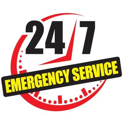 24h Road assistance