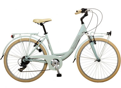 City Bike (Minimum On line booking: 7 days)