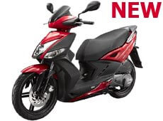 scooter 125 kos rent