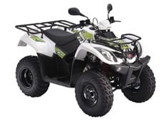 rent quad kos 250