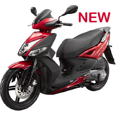 Agility 16+ 125i CBS E4 125cc<h5> NEW - 2019 MODEL</h5>