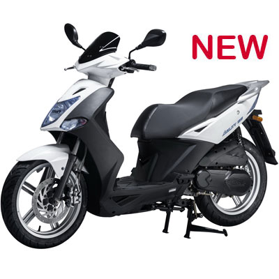 Kymco Agility 125i CBS E4 125cc<h5> NEW - 2019 MODEL</h5>