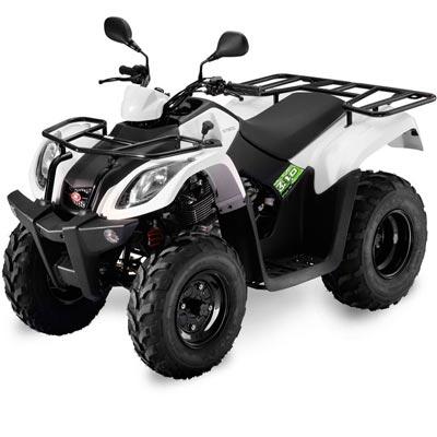 Kymco MXU 3.10 250cc